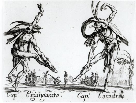 I Balli de Spessanei, or Le Grande Chasse