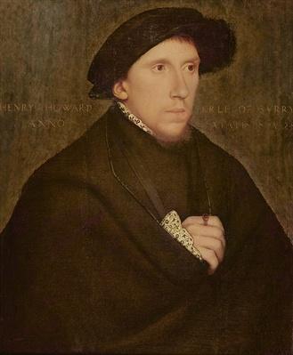 Henry Howard, Earl of Surrey, c.1542