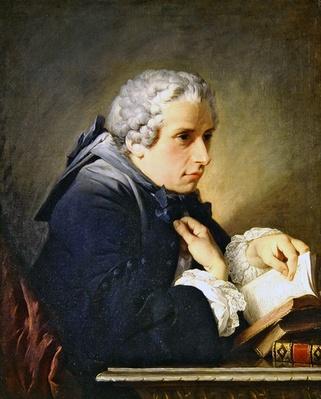 Giuseppe Baretti, 1745