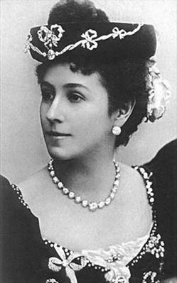 Mathilda Feliksovna Kschessinskaya