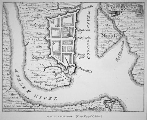 New France: The Course of the St Lawrence River as far as Quebec