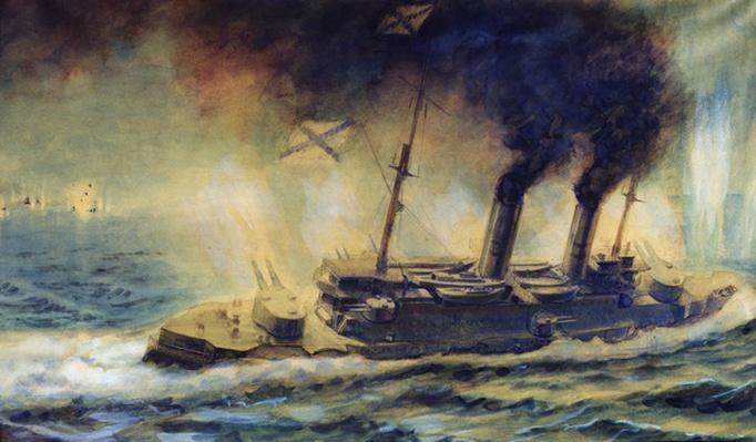 The Battle of the Gulf of Riga, August 1915, 1940