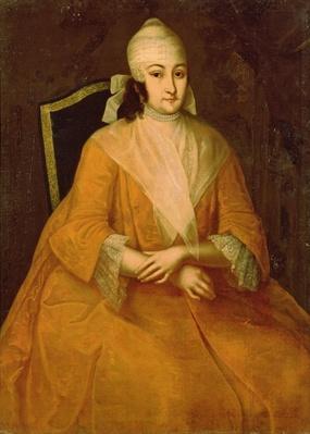 Portrait of Anna Leopoldovna