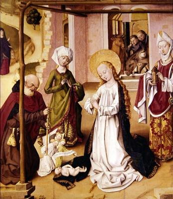 The Adoration of the Infant, c.1500