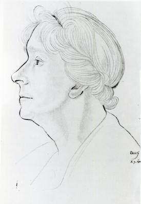 Mary Ethel Gill, 1940
