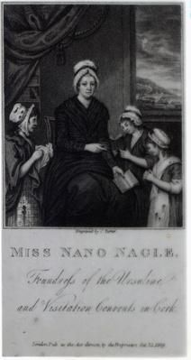 Miss Nano Nagle, 1809