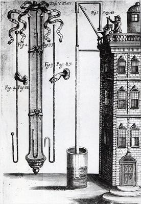 Robert Boyle's development of the water pump