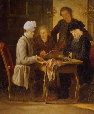 Voltaire at Chess
