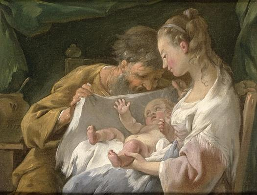 The Holy Family, 18th century