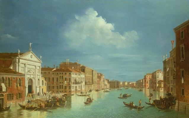 Venetian View, 18th century
