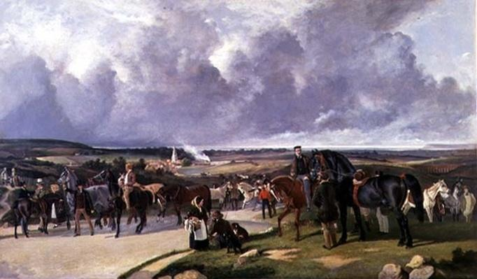 The Horse Fair, 19th century