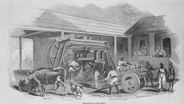 The Sugar Mill, c.1835