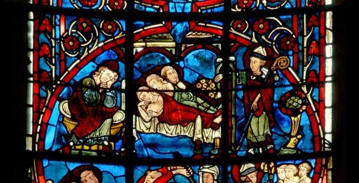 The St. Nicholas window