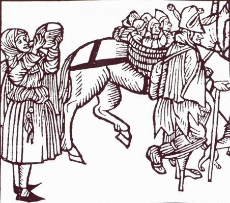 A Beggar Family