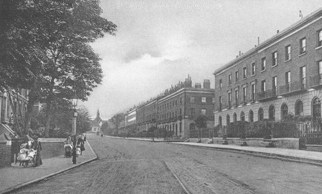 St. Pauls Road, Canonbury, Islington, c.1905