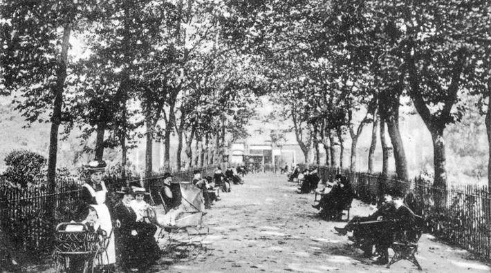 Islington Green, c.1900