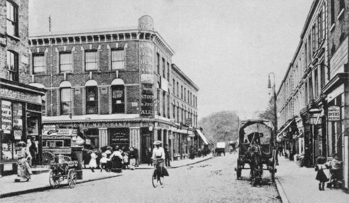 Barn Tavern, Highbury, c.1900