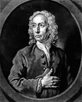 Anthony Sayer, engraved by John Faber Jr