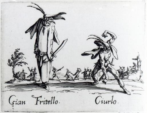 I Balli de Spessanei, or Le Grande Chasse, c.1622