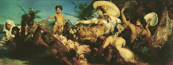 Cleopatra, 1875