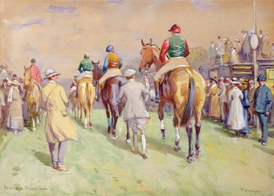 Hethersett Steeplechases, 1921