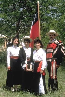 Hispanic Culture in Utah: Chilean Dancers at Living Traditions