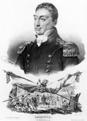 Lafayette, c.1830