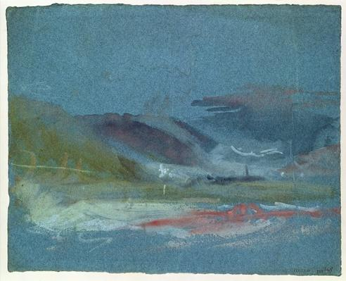 River bank, c.1830