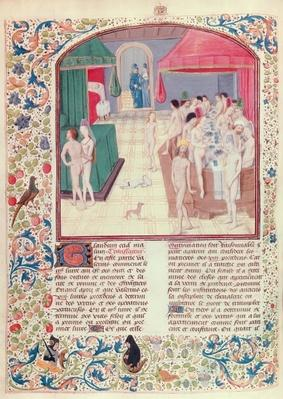 Fol.414v, Facts and memorable words