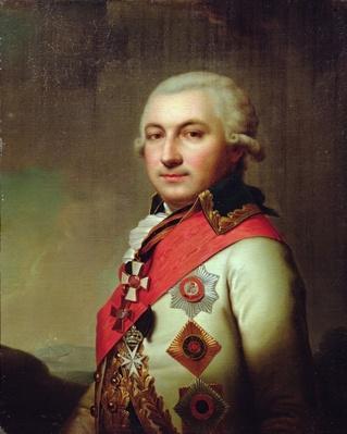 Portrait of Admiral Jose
