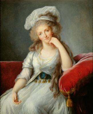 Louise-Marie Adelaide, Duchesse d'Orleans