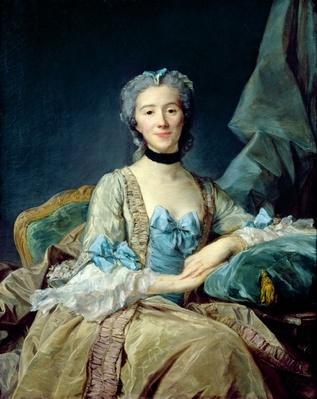 Madame de Sorquainville, 1749