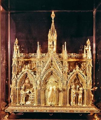 Reliquary of Saint Taurin