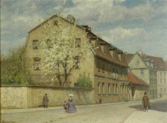 Braune, Weimar
