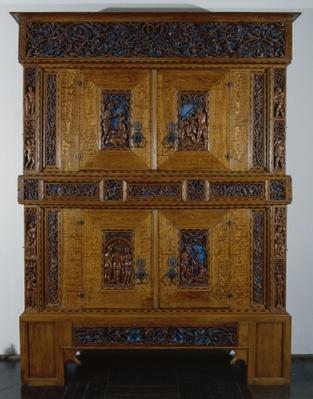 The Duerer Cupboard, 1510