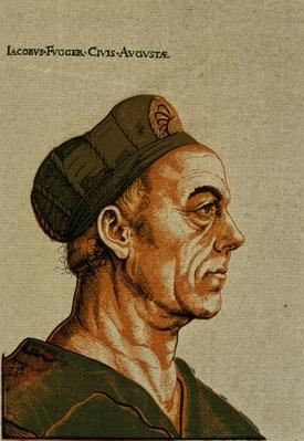 Jakob Fugger II, 1511/12