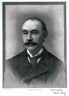 Thomas Hardy, 1892