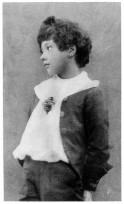 Cyril Wilde, c.1890