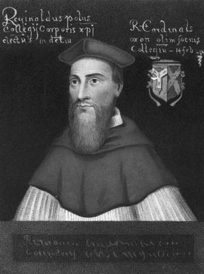 Reginald Cardinal Pole