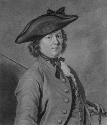 Hannah Snell, the Female Soldier, engraved by John Faber, 1750