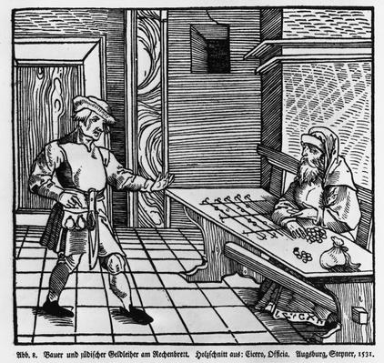 Money Lender, 1531