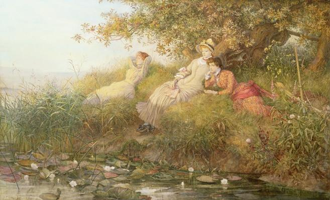 The Lotus Eaters, 1893
