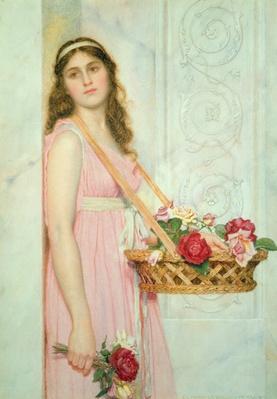 The Flower Seller, 1929