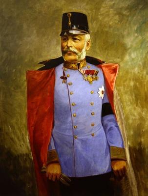 Archduke Friedrich, Duke of Teschen, c.1916