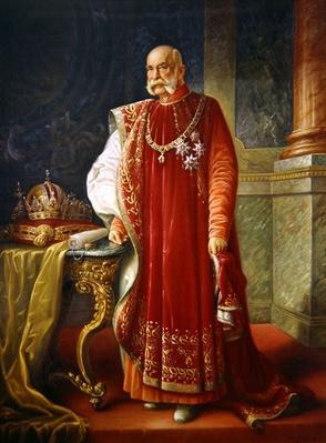 Franz Joseph I of Austria, c.1916