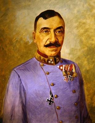 General Karl von Pflanzer-Baltin, c.1916