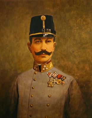 General Eduard von Bohm-Ermolli, c.1916