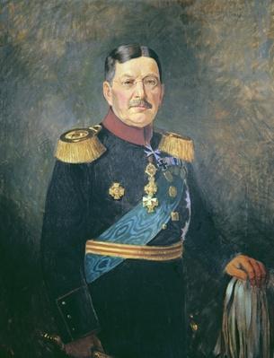 General Colmar Freiherr von der Goltz, c.1916