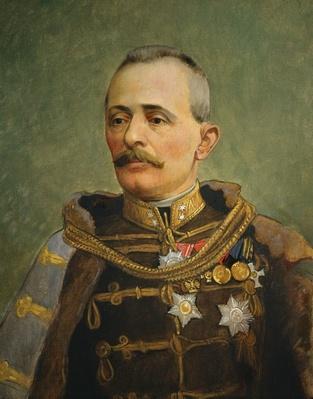 General Svetozar Boroevic von Bojna, c.1916