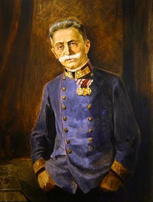 General Franz Graf Conrad von Hotzendorf, c.1916